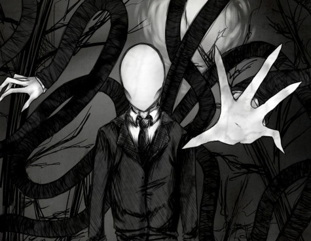 Okay, so this is Slender Man, but I imagine the great majority of record executives look quite similar.