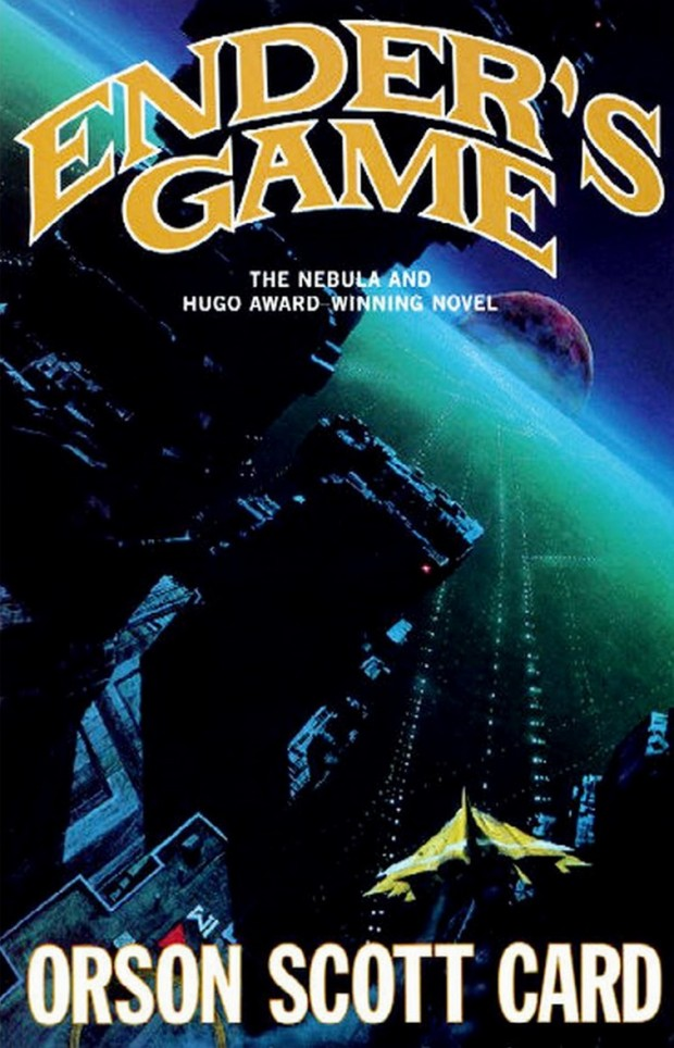 enders game novel